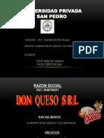 Exposicion Final Don Queso