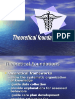 Theoretical foundation