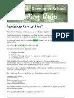 Application Kata n-back