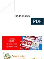 Trade Marks -Ppt