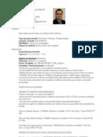 CV Mihai Tanase