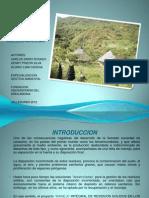 Manejo Integral de Residuos Solidos en Los Corregimientos