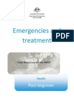 P Health Emergenciesandtreatment Classes 3