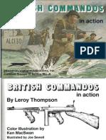 SSP 3008 British Commandos in Action