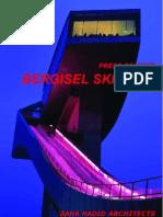 zaha hadid-Bergisel Ski Jump