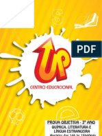 020 - 2012 - Simulado 3%C2%BA Ano - Quim - Literat - L Estrang - 31-08 - Gabaritada