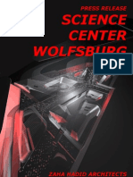 zaha hadid-Phaeno Science Center Wolfsburg