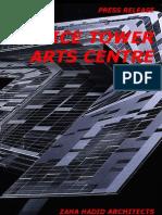 zaha hadid-Price Tower Art Center