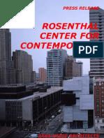 zaha hadid-Rosenthal Center for Contemporary Art, Cincinnati