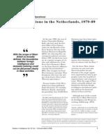 de Graaf, Beatrice - Stasi Operations in the Netherlands, 1979–89