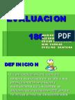 EVALUACION 180