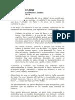 VIVIR EL CUIDADO.doc