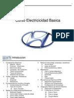 Curso Elect Basica Hyundai