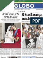 O Globo 300411