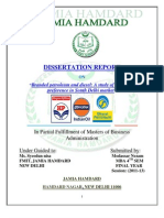 Final Report Branded Petroleum.......... Revised and Edited