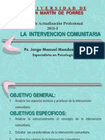 INTERVENCION COMUNITARIA (actualizacion)