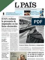 El Pais 20110501