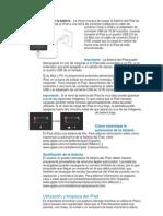 iPad Manual Del Usuario