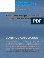 Control Proceso s 1