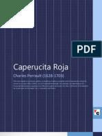 Perrault CaperucitaRoja