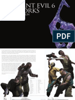 Resident Evil 6 Digital Artbook ENG