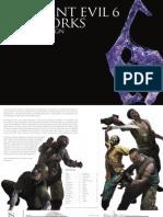 Resident Evil 6 Digital Artbook ENG
