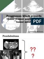 Penggunaan Klinis Tumor Marker