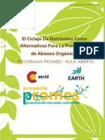 ABONOS ORGÁNICOS_Ciclo de nutrientes_alternativa