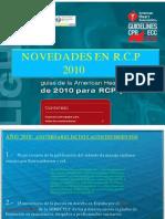 Actualización RCP