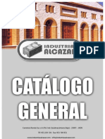 Catalogo Industria Alcazar