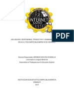 Proyecto Internet Sano Policarpa