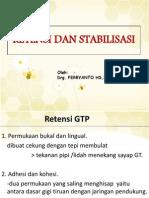 3. Retensi Dan Stabilisasi GTP (1)