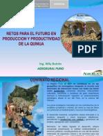 Retos Para El Futuro en Produccion y Productividad Quinua Perú