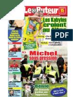 LE BUTEUR PDF du 15/04/2009