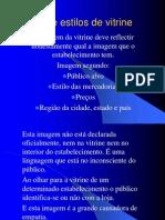 1231327883 Tipos e Estilos de Vitrine