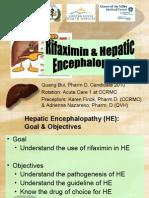 Quang Bui - Rifaximin and Hepatic Encephalopathy FINAL