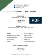 Kompetensi Dalam Bahasa Melayu-HBML4403