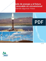 Chile LCOE Report Sp