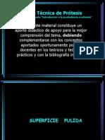 Superficie Pulida