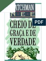 15597421 Evangelico Watchman Nee Cheio de Graca e de Verdade