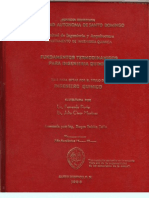 Portes Chemical Engineering Thesis