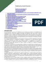 Planificacion y Control Financiero