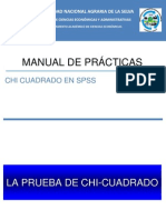 Chi Cuadrado SPSS