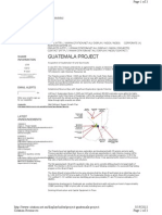Citation Resources Project Guatemala Proj