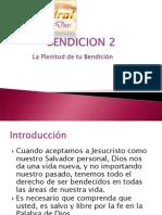 BENDICION 2