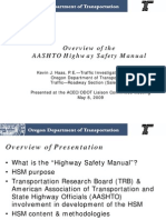 Hwy Safety Manual 05-08-09