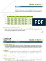 Sixpackshortcuts Workouts