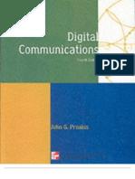 Digital Communications by JG Proyakis