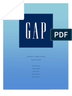 gap report- final edition