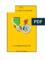 Intermediate Book Ecl English Course